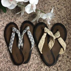 Bundle•Flip Flops